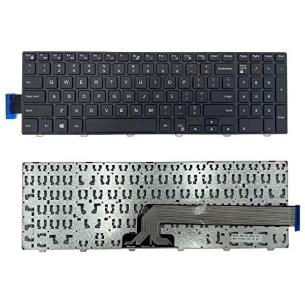 Клавиатура за Laptop Dell Inspiron 15-3000 15-5000 No Backlit Black MATT US