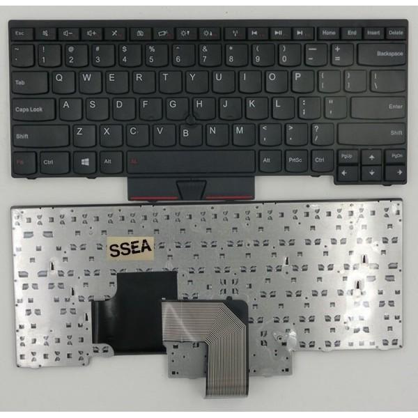 Клавиатура за Lenovo ThinkPad Edge E330 E335 E430 E435 S430 Black FRAME US