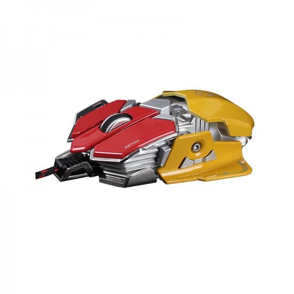 Геймърска мишка метална Luom SZX-G10